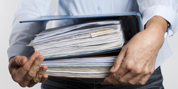 どれくらい提出書類があるの? 経営事項審査の必要書類の内容
